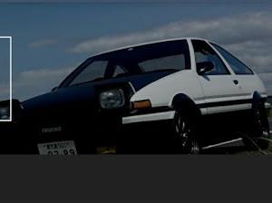 スプリンタートレノ AE86 鹿屋のハチロクのカスタム事例画像 イッコーさんの2020年08月02日17:36の投稿