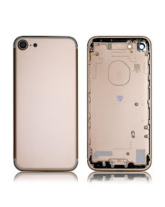 iPhone 7G Back Housing without logo High Quality Gold