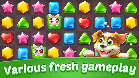 Jewel Town – Most Match 3 Levels Ever 7