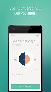 Download Mimi Hearing Test For PC Windows and Mac apk screenshot 1