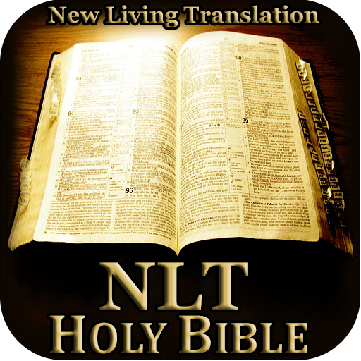 New Living Translation Bible 書籍 App LOGO-硬是要APP