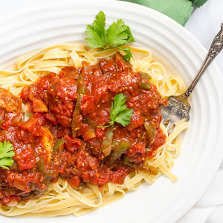 Italian Spaghetti Sauce Pork Chop Recipes