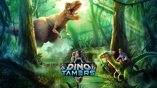 Dino Tamers  Jurassic Riding MMO Apk Mod Dinheiro Infinito 8