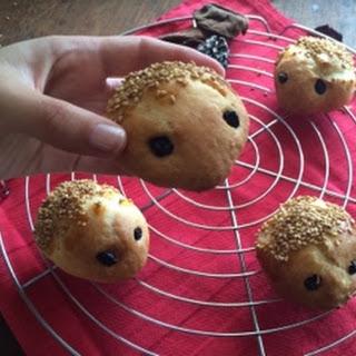 Hedgehog Bread Rolls