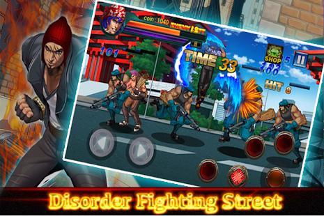 Disorder-Fighting-Street 2