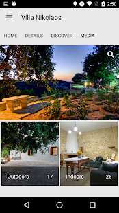 Villa Nikolaos- screenshot thumbnail