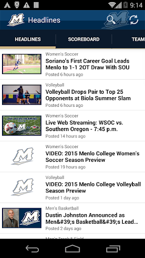 Menlo College Athletics