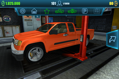 Car Mechanic Simulator 2016 1.1.1 APK + MOD (Unlimited Money)