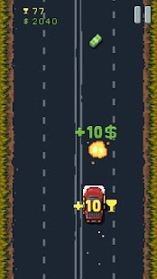 8Bit Highway: Retro Racing Screenshot