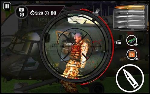 sniper 3d - best sniper game- screenshot thumbnail