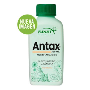Antax Suspensión Frasco   X360Ml. Funat Caléndula