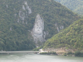 Photo: un visage sculpté!!