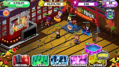 Band Stars Screenshot 2