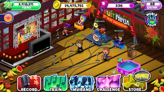 Band Stars Screenshot 2