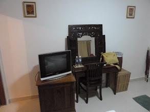 Photo: TV, Mini Bar in Cupboard