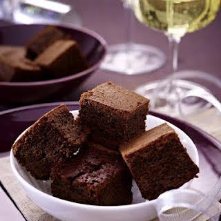 Chocolate Coconut Cake Bites.