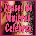 Frases de Mujeres Célebres icon
