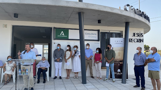 El Ayuntamiento inaugura la remodelación del Centro Social de El Convoy