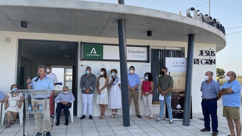 Centro social de El Convoy.