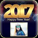 Ano Novo Photo Frames - 2017 icon