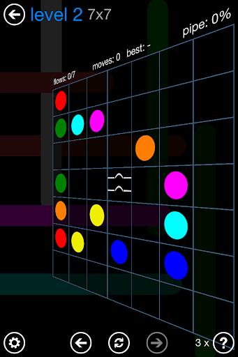 Flow Free: Bridges screenshots 15