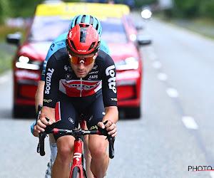 """Van der Sande doet er nog ereplaats bij en staat op podium in Wallonië: """"Mooi van Tim Wellens, Laporte de sterkste"""""""