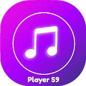 Music Player for Samsung S9 Style: Mp3 Player Icon
