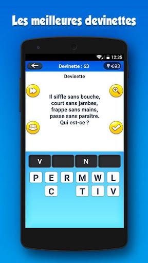 Devinette avec ru00e9ponse android2mod screenshots 3