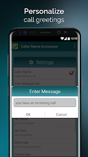 Caller Name Announcer – Hands-free calling app  Download For Android 3