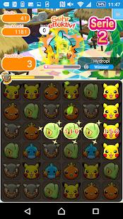 Pokémon Shuffle Mobile Screenshot