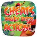 Cheat For Angry Birds Action! icon