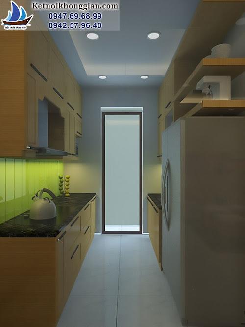thiết kế chung cư diện tích nhỏ