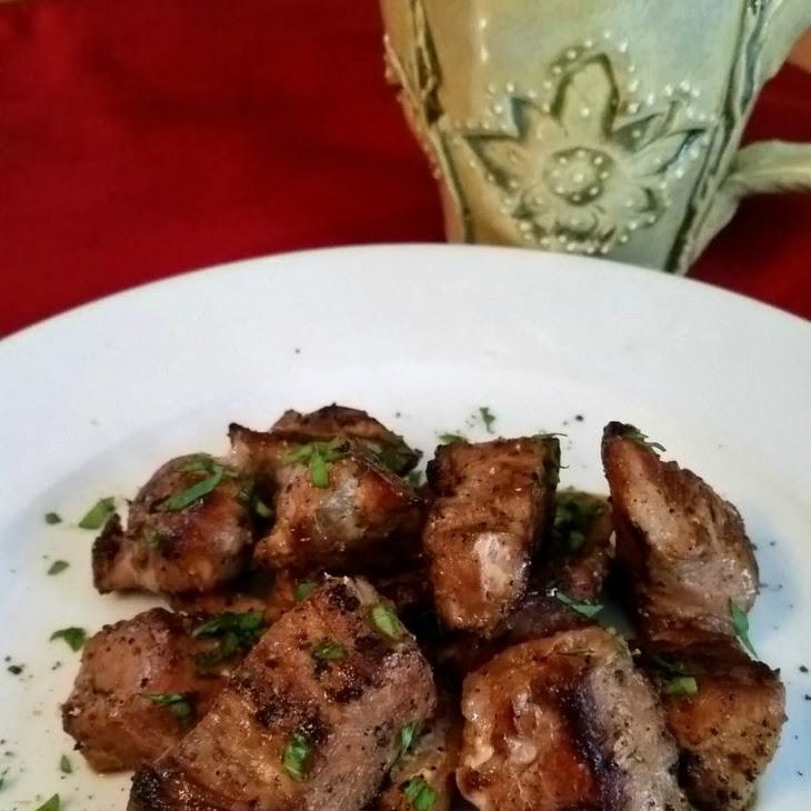 Salt & Pepper Pork Tenderloin Cutlets Recipe