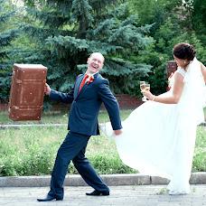 Wedding photographer Aleksey Baronov (AlexUstas). Photo of 16.07.2014