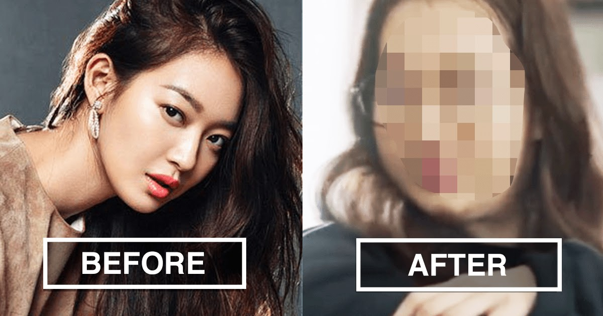Fans are stunned by Shin Min Ah's transformation after