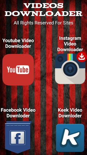 محمل الفيديو - Video Download