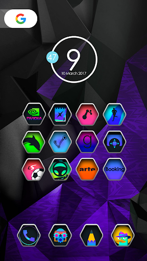 Octoro - Icon Pack 이미지[1]