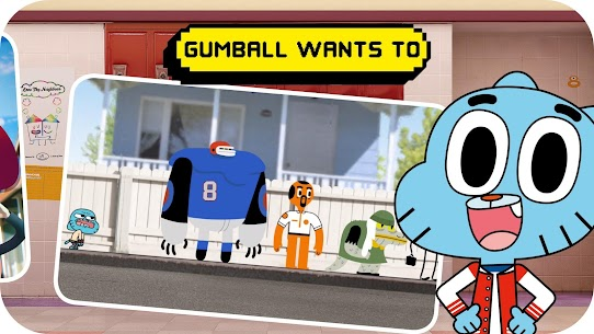 Skip-A-Head – Gumball MOD APK (Unlimited Money) 2