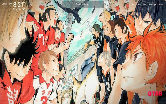 Haikyuu HD Wallpapers HD Theme