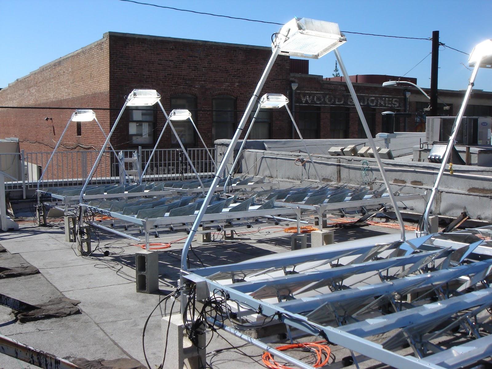 Commercial Solar Array, Wikimedia