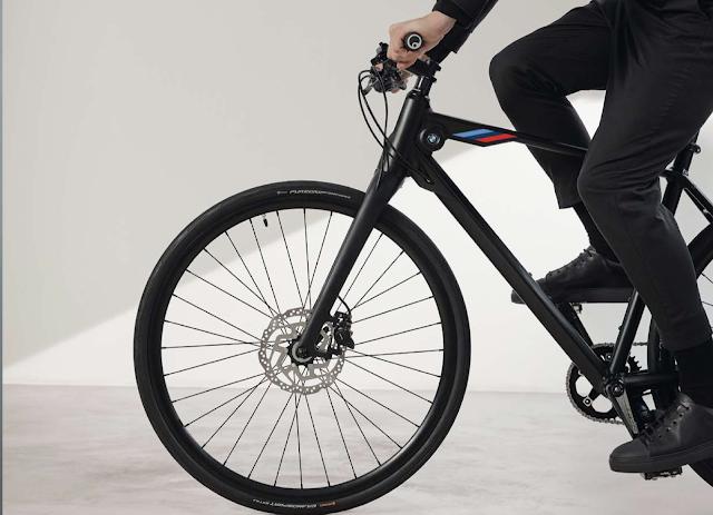 BMW también fabrica bicicletas eléctricas