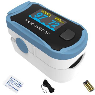 Choicemmed MD300C29 Dual Color OLED Finger Pulse Oximeter