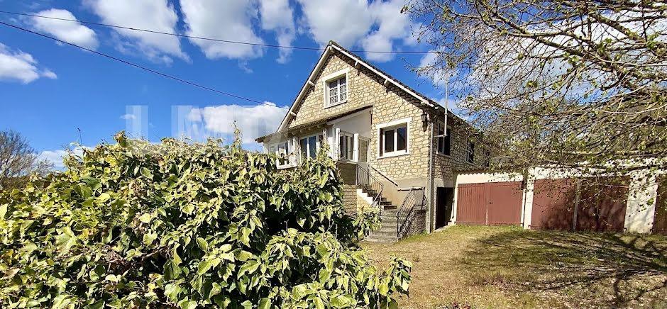 Vente maison 5 pièces 100 m² à Ruffec (36300), 90 950 €