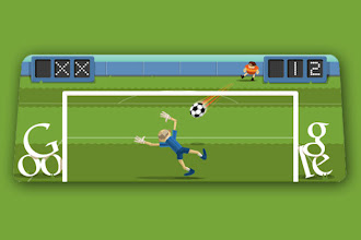 Photo: How to play the London 2012 football Google doodle http://t.in.com/aqX3