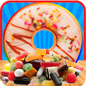 Tải Game Sweet Donuts Bites Maker