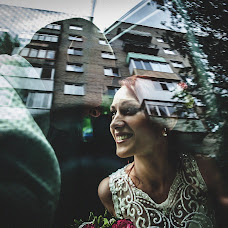 Wedding photographer Olga Tarkan (tARRkan). Photo of 02.10.2017