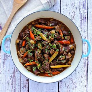 Sunday Beef Stew.