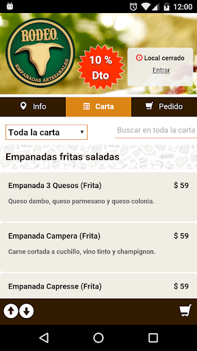 Empanadas Rodeo  screenshots 1