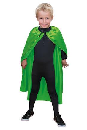 Cape grön, barn 90 cm