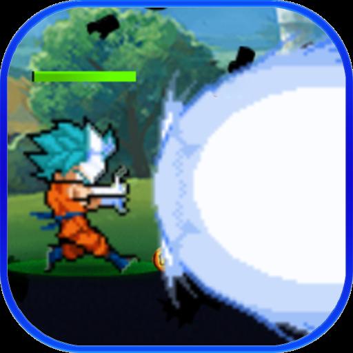 Super Saiyan Shadow Stick Battle